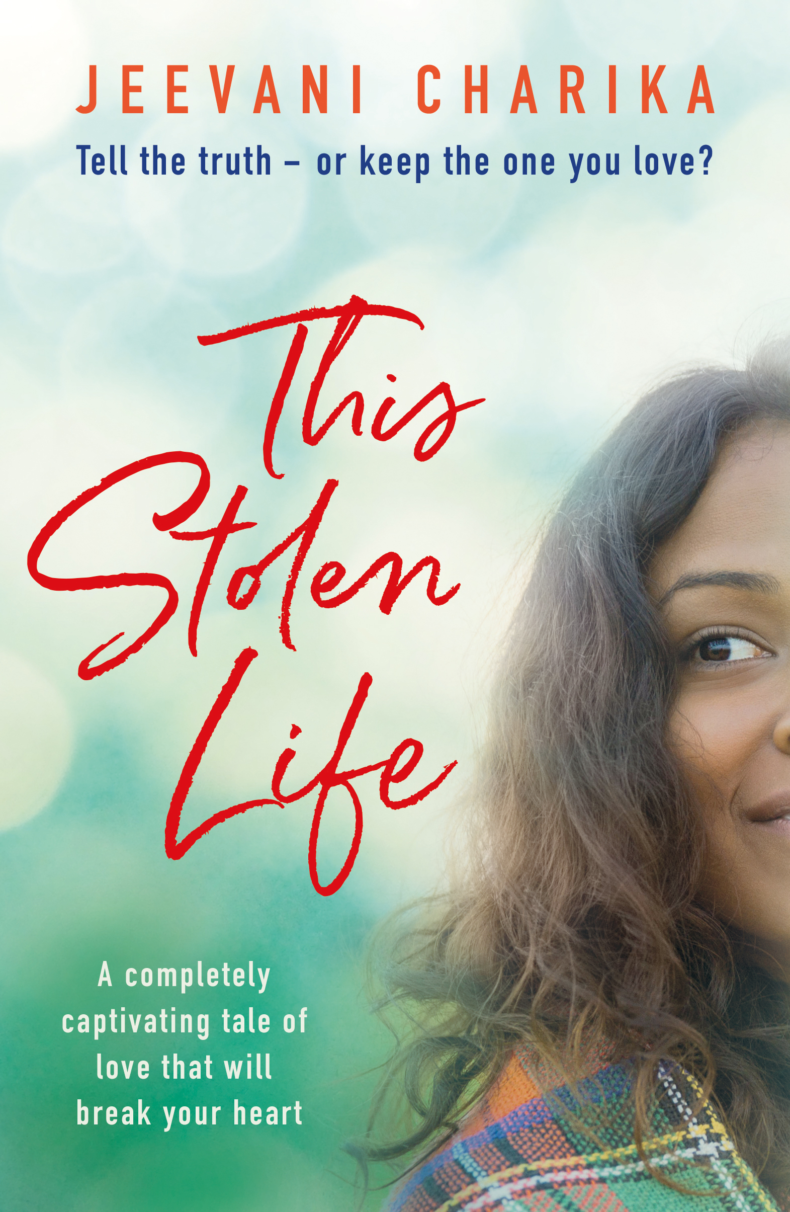 Book cover of This Stolen Life